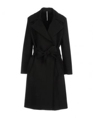Легкое пальто LAVINIATURRA. Цвет: черный
