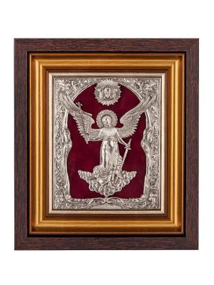 Панно Ангел Хранитель 30х25 Art East. Цвет: коричневый