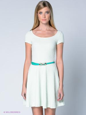 Платье F5. Цвет: светло-зеленый