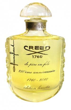 Парфюмерная вода 250 eme Anniversaire Creed. Цвет: бесцветный