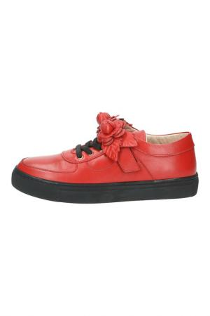 Кроссовки BENUCCI. Цвет: красный