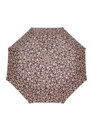 Зонт Slava Zaitsev. Цвет: зеленый, розовый