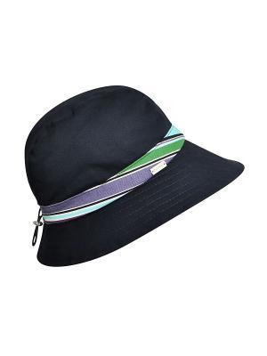 Шляпа Betmar. Цвет: темно-синий