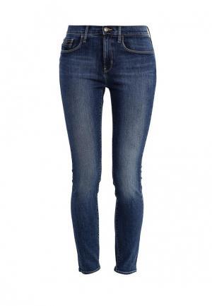Джинсы Calvin Klein Jeans. Цвет: синий