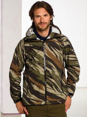 Куртка Addict. Цвет: хаки