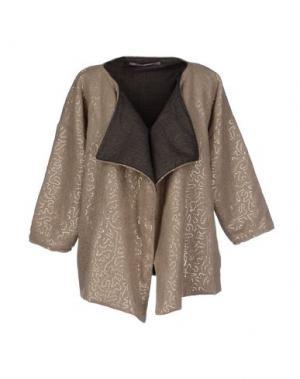 Пиджак ROSAMUNDA. Цвет: песочный