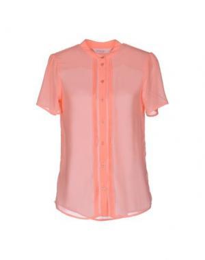 Pубашка ANONYME DESIGNERS. Цвет: розовый