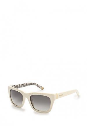 Очки солнцезащитные Juicy Couture. Цвет: бежевый
