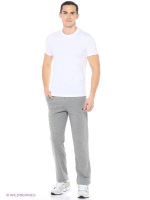 Брюки ESS Jersey Pants, op. Puma. Цвет: серый