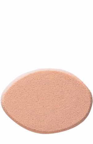 Спонж для растушёвки сухого тонального средства Shiseido. Цвет: бесцветный