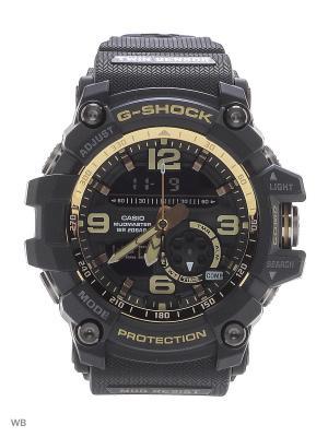 Часы G-Shock GG-1000GB-1A CASIO. Цвет: черный