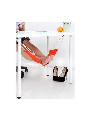 Гамак для релаксации ног БАГАМЫ BRADEX. Цвет: оранжевый