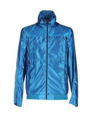 Куртка DUNHILL. Цвет: лазурный