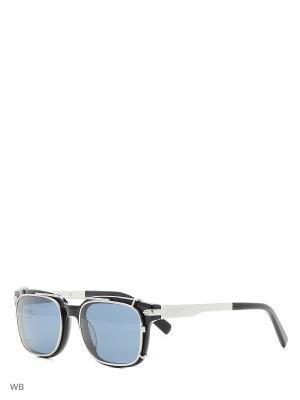 Солнцезащитные очки VL 1405 0001 PX1000 Vuarnet. Цвет: черный