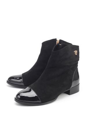 Ботинки GeLsomino. Цвет: черный