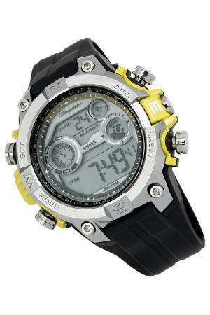 Quartz watch Burgmeister. Цвет: black and silver