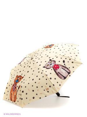 Зонт Stilla s.r.l.. Цвет: светло-желтый