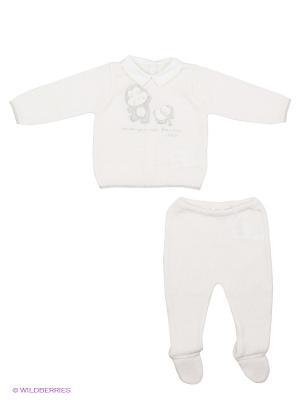 Комплект одежды CHICCO. Цвет: бежевый