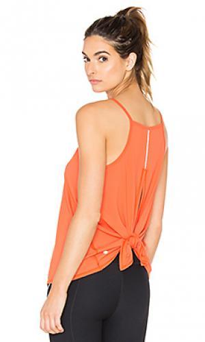 Майка zest Vimmia. Цвет: оранжевый