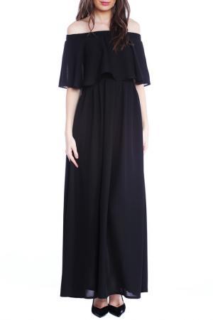 DRESS Emma Monti. Цвет: black