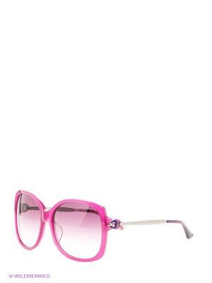 Солнцезащитные очки MM 557S 08 Missoni. Цвет: розовый