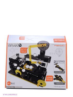 Конструктор VEX Forklift Ball Machine HEXBUG. Цвет: желтый, черный