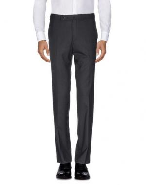 Повседневные брюки GERMANO. Цвет: черный