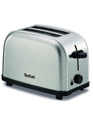 Тостер Ultra Mini TT330D Tefal. Цвет: серебристый