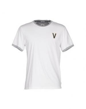 Футболка VIRTUS PALESTRE. Цвет: белый