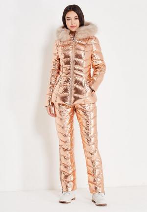 Костюм утепленный Conso Wear. Цвет: золотой