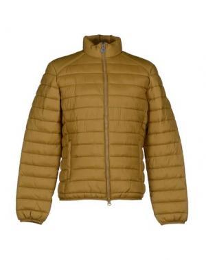 Куртка GABARDINE. Цвет: зеленый-милитари