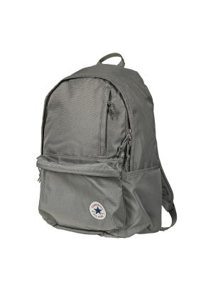 Рюкзак Poly Original Backpack Converse. Цвет: серый