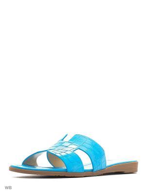Пантолеты Saivvila. Цвет: голубой
