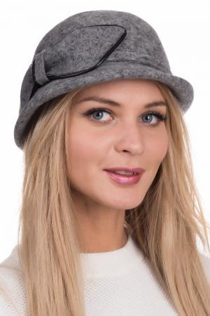 Шляпа Wegener. Цвет: серый