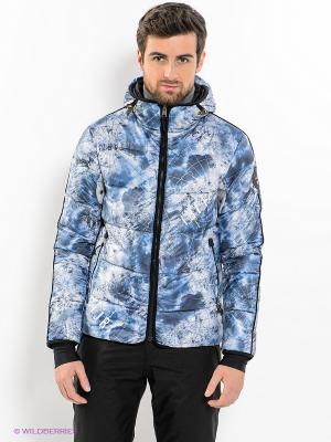 Куртка NAPAPIJRI. Цвет: синий, голубой