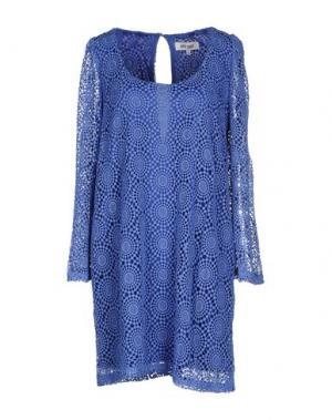 Короткое платье DRY LAKE.. Цвет: сиреневый