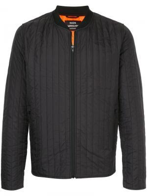 Куртка Janus Mads Nørgaard. Цвет: чёрный