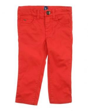 Повседневные брюки HARMONT&BLAINE. Цвет: красный