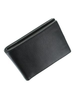 Бумажник Sword Visconti. Цвет: черный,красный