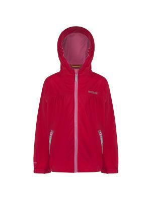 Куртка Hiflier REGATTA. Цвет: розовый