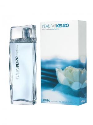 Leau Par lady, Туалетная вода, 100 мл KENZO. Цвет: белый, голубой