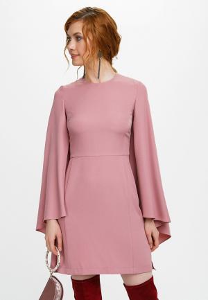 Платье Audrey Right. Цвет: розовый