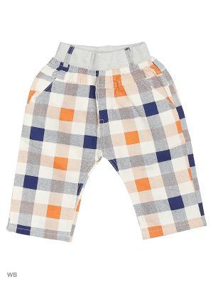 Шорты Patano. Цвет: оранжевый, белый, синий