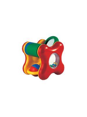 Игрушка с подвижными элементами Tolo. Цвет: красный