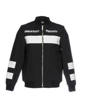 Куртка GENERAL IDEA. Цвет: черный