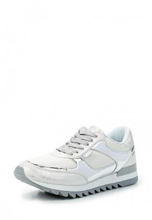 Кроссовки XTI. Цвет: белый