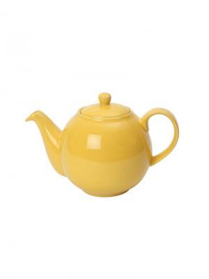 Чайник Horwood. Цвет: желтый