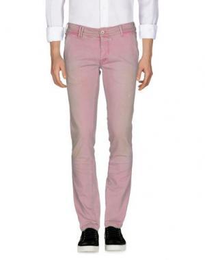 Джинсовые брюки CYCLE. Цвет: пастельно-розовый