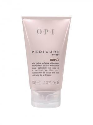Opi Скраб для ног Pedicure by Scrub, 125 мл. Цвет: белый