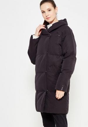 Куртка утепленная PUMA. Цвет: черный